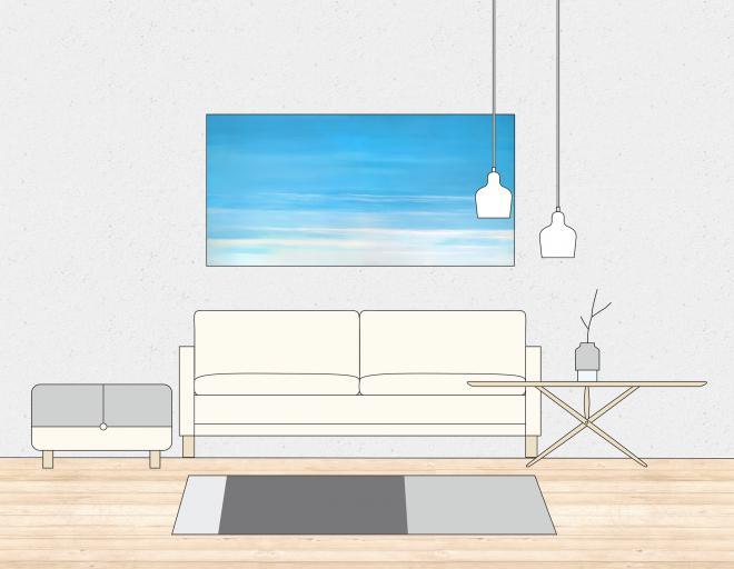 Nebeská obloha - interiérový design   michalovic   SAShE.sk 50e8556471