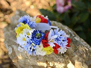Ozdoby do vlasov - AKCIA parta by michelle flowers - 6676698_