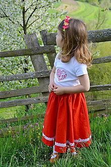 Detské oblečenie - Červená - 6679147_