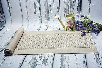 Úžitkový textil - Obrus štola 140 x 40 cm - 6676346_