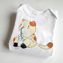 Detské oblečenie - Kocúrik - 6681277_