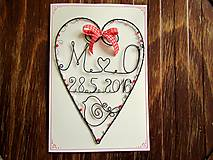 Obrázky - veľká svadobná v červeno-bielom - 6681212_