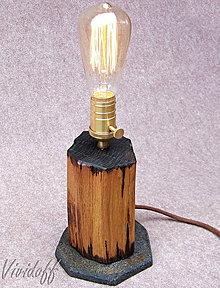 Svietidlá a sviečky - Stolová lampa 1 - 6684734_