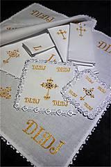 Iné doplnky - sada pre kňaza - 6687605_