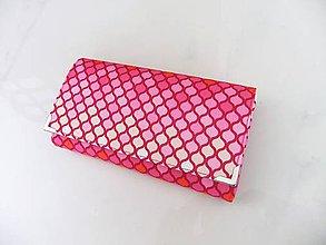 Peňaženky - Tula Pink - peněženka i na karty 17 cm - 6686033_