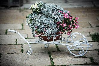 Nádoby - stojan na kvety - 6691948_