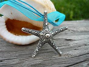 Náhrdelníky - Náhrdelník Mořská Hvězdice - 6691678_