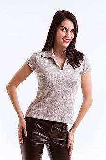Tričká - Tričko s golierom - 6692690_