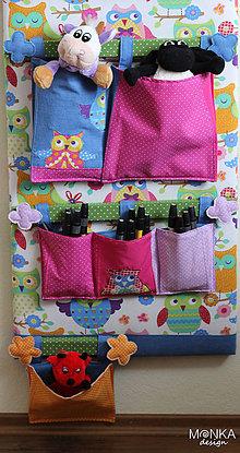 Úžitkový textil - Kapsárik Kiddies Business - 6692106_