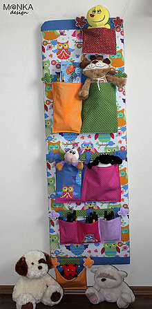 Úžitkový textil - Kapsárik Kiddies Business - 6692107_
