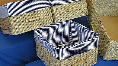 Košíky - Košíky - Breza námorníčka - 6689903_