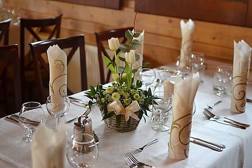 86121b117 Kvetinová výzdoba- tulipánová / Eufloria - SAShE.sk - Handmade Dekorácie