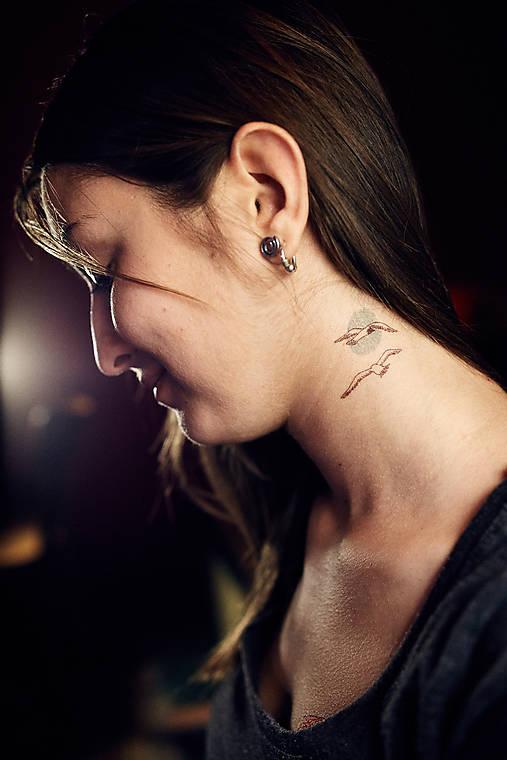 Dočasné tetovačky - by Alica Kucharovič