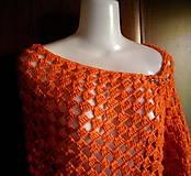 Šatky - Oranžová  - 6691579_
