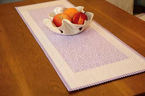 Obrus - štóla fialová