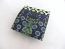 Peňaženky - Foral Deer - peněženka i na karty 17 cm - 6691724_