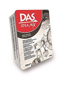 Modelovacie hmoty - Das Idea Mix 100 g  Portoro black - modelovacia hmota - 6690771_