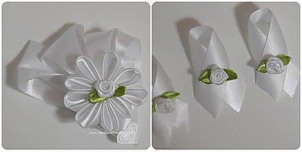 Odznaky/Brošne - svadobné pierka - 6687788_