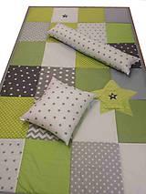 Úžitkový textil - Prehoz z kolekcie STAR 110x180cm - 6696414_