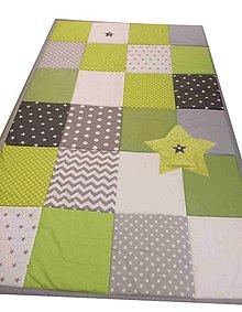 Úžitkový textil - Prehoz z kolekcie STAR 110x180cm - 6696410_
