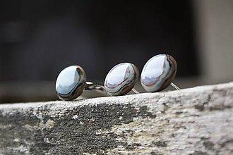 Sady šperkov - Sada šperkov zo skla - Sen o čokoláde 2 (m) - 6693508_