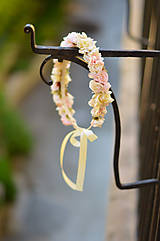 Ozdoby do vlasov - Poézia jarných kvetin - 6695241_