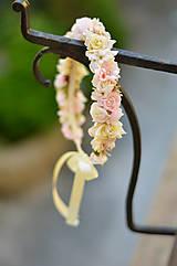 Ozdoby do vlasov - Poézia jarných kvetin - 6695242_