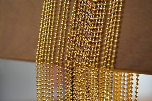 a5ef63277 Retiazka zlatá so zapínaním 80cm, 0.65€/ks / bella.komponenty ...