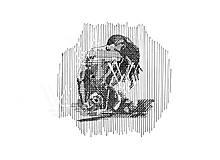 Kresby - Línie - akt V - 6701378_