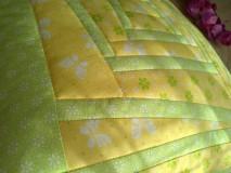 Úžitkový textil - Slnečný vankúš. . . - 6552835_
