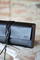 Listová kabelka MINI BLACK