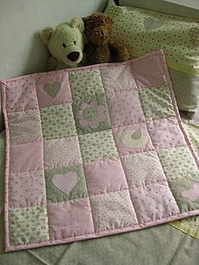 Textil - do kočíka, do postieľky - 6698555_