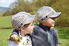 Detské čiapky - Šiltovka s menom - Best boy - 6701530_