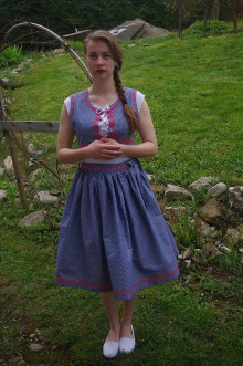 Iné oblečenie - Dievčenská súprava - 6700272_