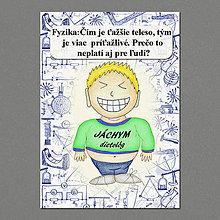 "Papiernictvo - Zápisník jedál s vtipným citátom ,,Fyzikálne zákony"" ("" 9) - 6700914_"