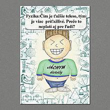 "Papiernictvo - Zápisník jedál s vtipným citátom ,,Fyzikálne zákony"" ("" 13) - 6700929_"
