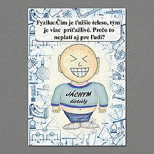 "Papiernictvo - Zápisník jedál s vtipným citátom ,,Fyzikálne zákony"" - 6700933_"