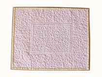 Úžitkový textil - Prestieranie oranžové s bodkami - 6703275_
