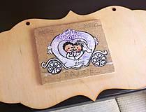 - Veľká 3D magnetka-svadobná - 6704206_