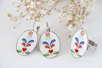 Sady šperkov - Kvietočky - 6704728_