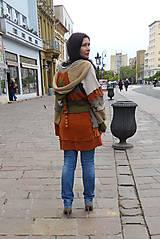 Svetre/Pulóvre - teplohrej mikinový - 6701914_