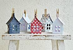 Námornícke domčeky