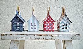 Dekorácie - Námornícke domčeky - 6702810_