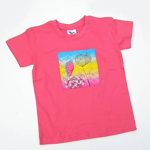 4052781fd167 Detské tričko Dievčenské   zu - SAShE.sk - Handmade Detské oblečenie