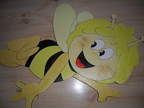 Dekorácie - Včielka - 6704656_