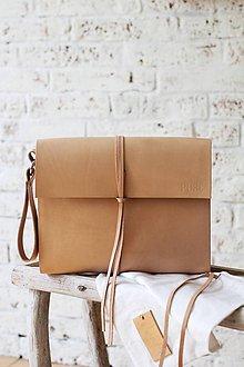 Veľké tašky - Kabelka PORTFOLIO NATURAL - 6704865_