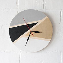 Hodiny - Nástenné hodiny Abstrakt - 6707492_