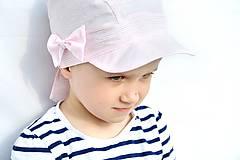 Dievčenská pirátka Light Pink