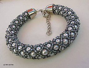 Sady šperkov - KATKA (náramok) - 6707052_