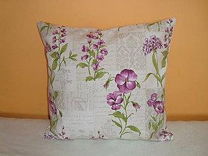 Úžitkový textil - Dekoračný vankúšik - 6710938_
